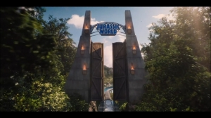 Twenty-two years after the events of Jurassic Park, Isla Nublar, off of Central America's Pacific coast, now features a fully functioning dinosaur theme park, Jurassic World, as originally envisioned by John Hammond. This new park is owned by the Masrani Global Corporation. Owen (Chris Pratt), a member of the park's on-site staff, conducts behavioral research on the Velociraptors. At the corporation's request, the park's geneticists create a genetically-modified hybrid dinosaur to boost visitor attendance, but it soon runs wild on the island